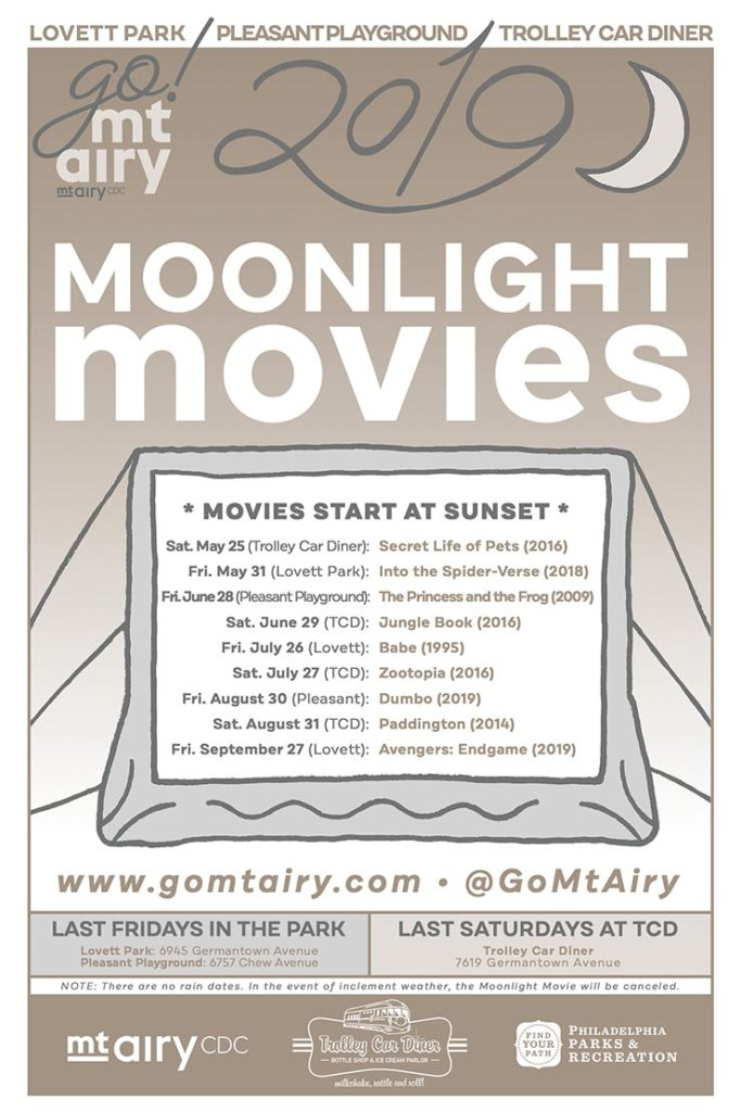 moonlight movies poster